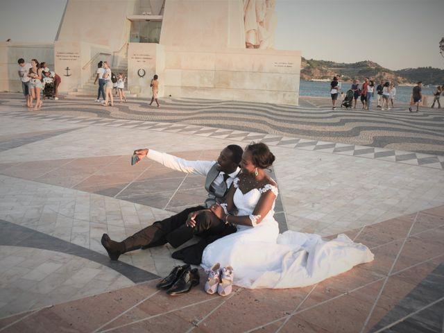 O casamento de Gersiley e Vanessa em Maçã, Sesimbra 43