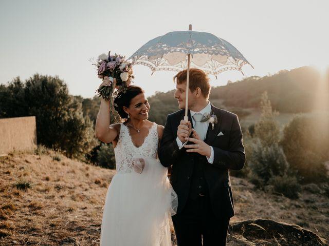 O casamento de Ana e Ryan