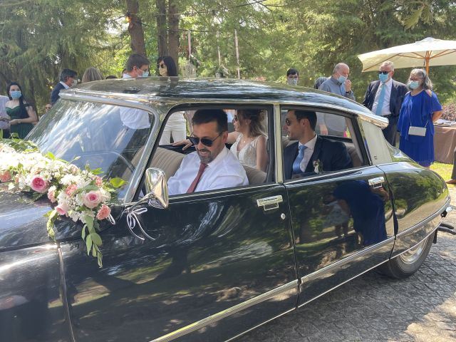 O casamento de Luis e Andreia