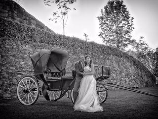 O casamento de Cristina e José