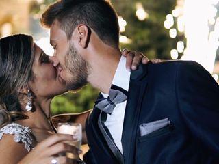 O casamento de Carolina e Sandro