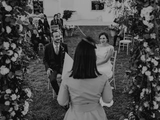 O casamento de Ana e Emanuele