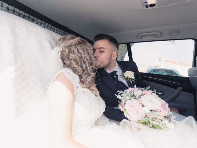 O casamento de Joana e Ruben