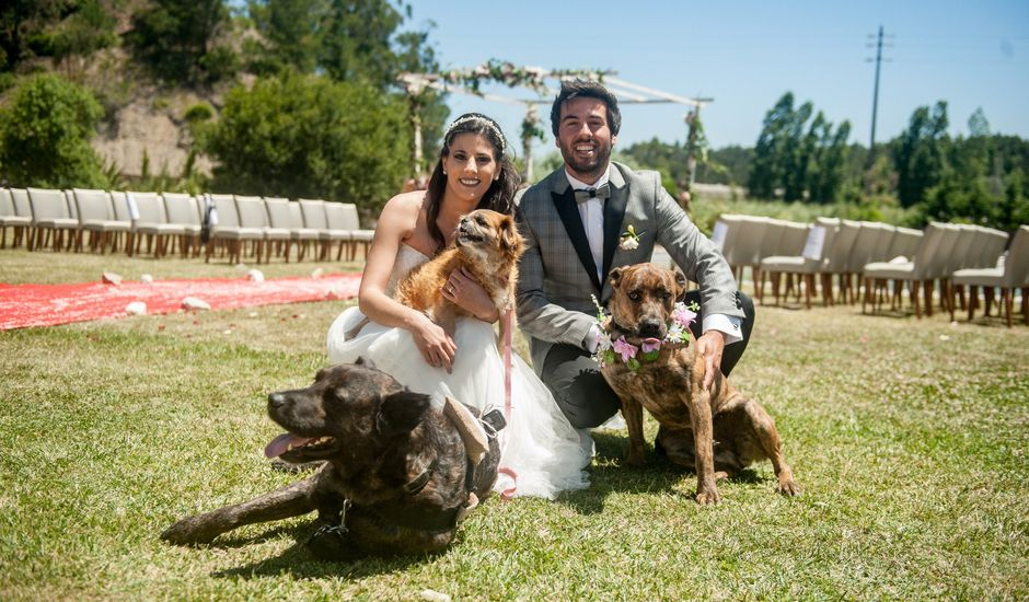 O casamento de André e Filipa em Óbidos, Óbidos