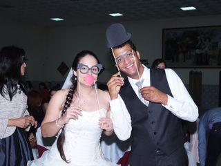 O casamento de Mariana e Nelson