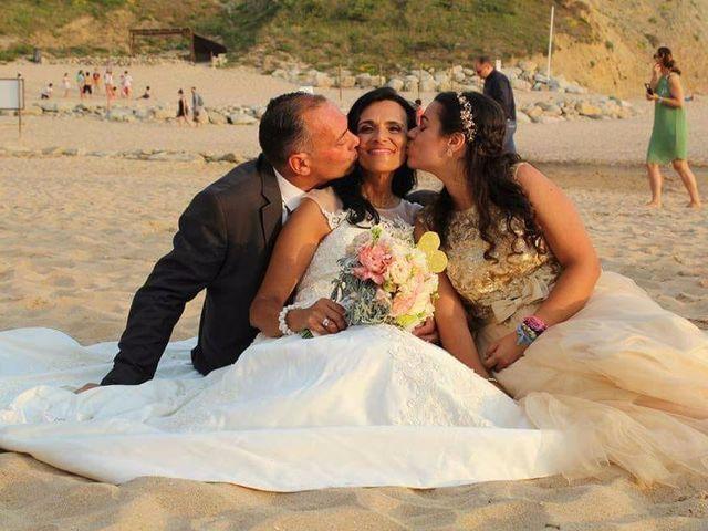 O casamento de Duarte Ferreira e Su Rocha em São João das Lampas, Sintra 1