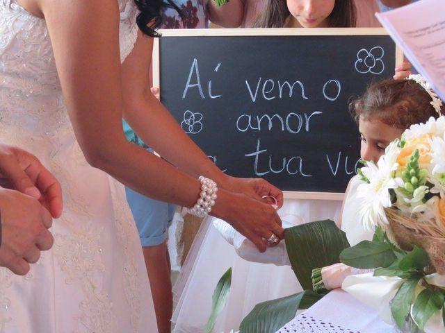 O casamento de Duarte Ferreira e Su Rocha em São João das Lampas, Sintra 12