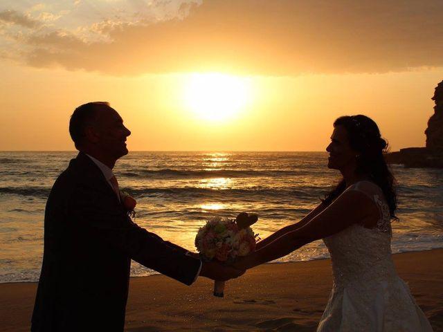 O casamento de Duarte Ferreira e Su Rocha em São João das Lampas, Sintra 18