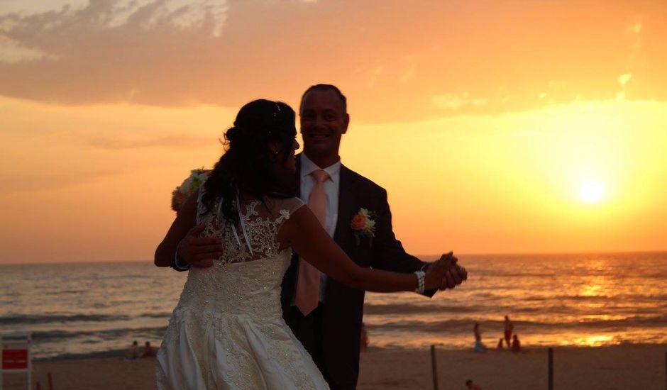 O casamento de Duarte Ferreira e Su Rocha em São João das Lampas, Sintra