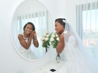 O casamento de Irine e Ricardo 1