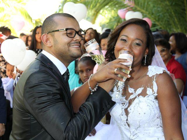 O casamento de Irine e Ricardo