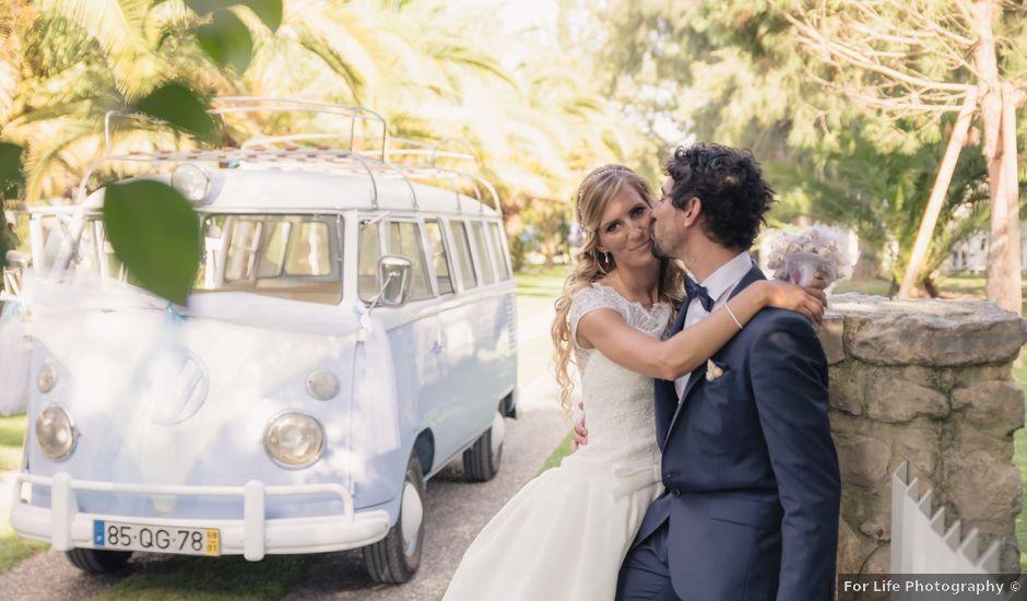 O casamento de Hugo e Ana em Barreiro, Barreiro