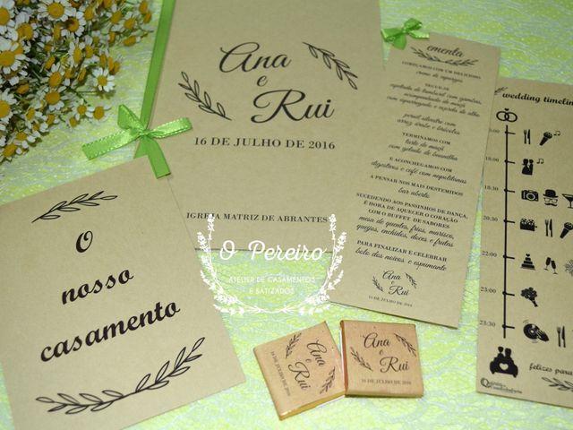 O casamento de Rui e Ana em Fátima, Ourém 6