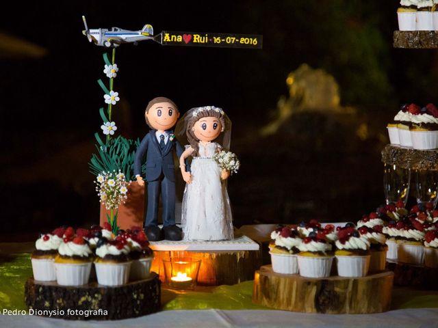 O casamento de Rui e Ana em Fátima, Ourém 2