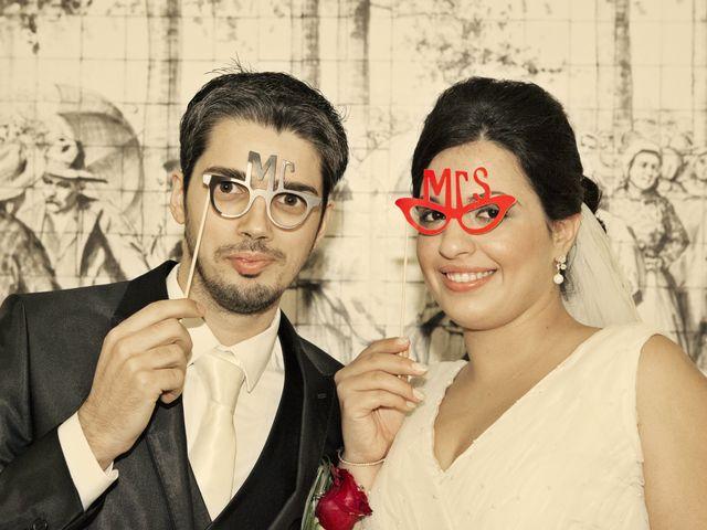 O casamento de Raquel e Carlos