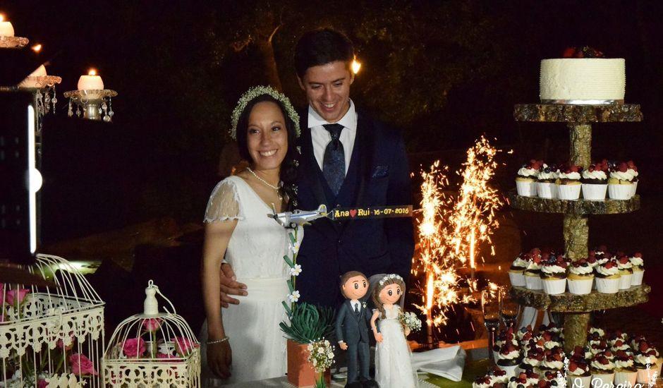 O casamento de Rui e Ana em Fátima, Ourém