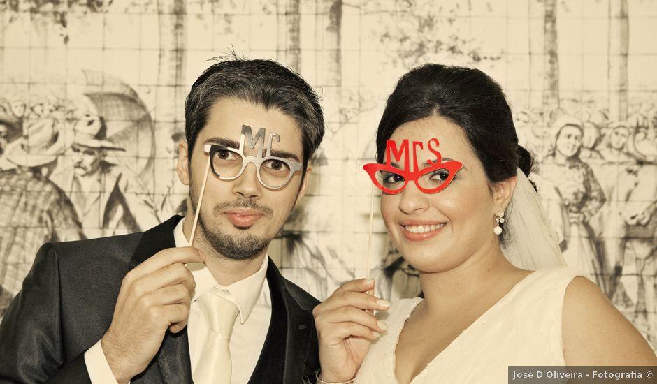 O casamento de Carlos e Raquel em Viseu, Viseu (Concelho)