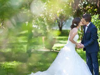 O casamento de José Pedro e Ana Márcia