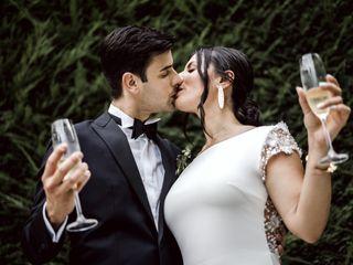 O casamento de Rita e Márcio