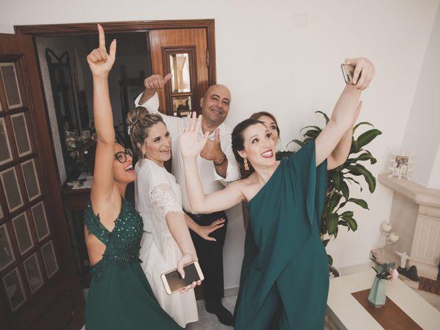 O casamento de Tiago e Tania em Palmela, Palmela 10