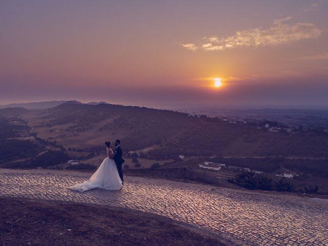 O casamento de Tiago e Tania em Palmela, Palmela 1