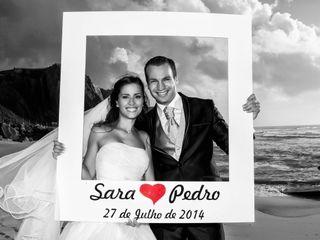 O casamento de Sara e Pedro 1