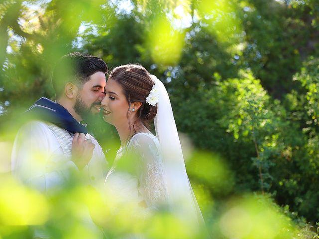 O casamento de Diogo e Elsa em Olival, Ourém 38