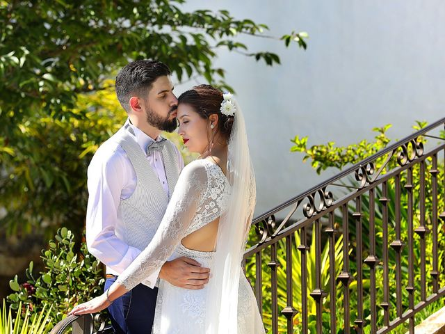 O casamento de Elsa e Diogo