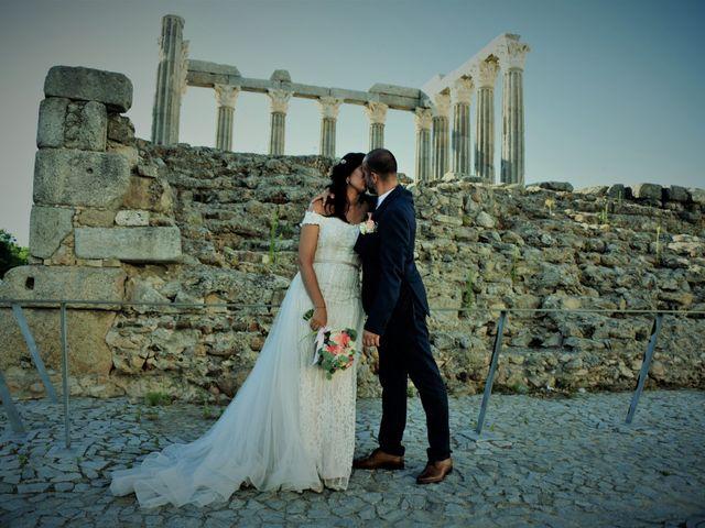 O casamento de João e Andreia em Évora, Évora (Concelho) 20