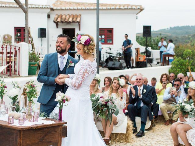 O casamento de Robert e Kelly em Pedralva, Anadia 1