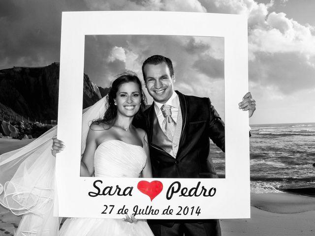 O casamento de Sara e Pedro