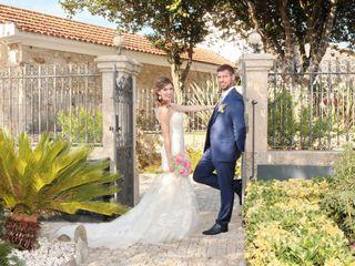 O casamento de Mónica e Francisco