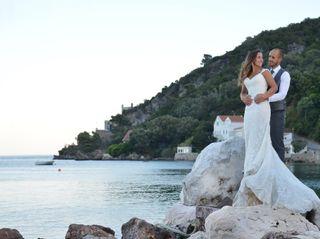 O casamento de Solange e Paulo
