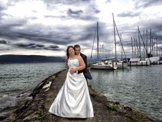 O casamento de Marlene e Miguel