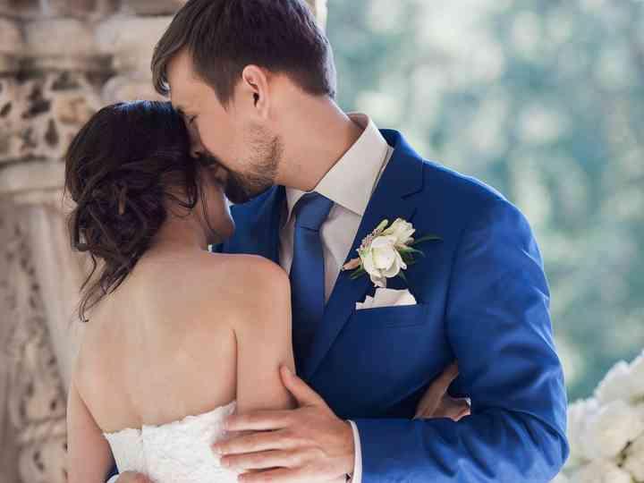 O casamento de Vladimir e Lilly