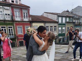 O casamento de Raquel e André  1