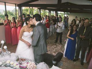 O casamento de Kelly e Rui