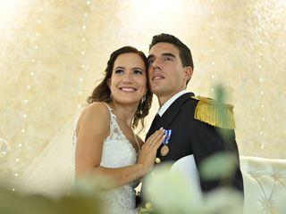 O casamento de Cristiana  e Hugo