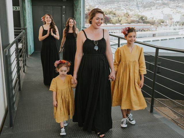 O casamento de Matthew e Lenska em Funchal, Madeira 46