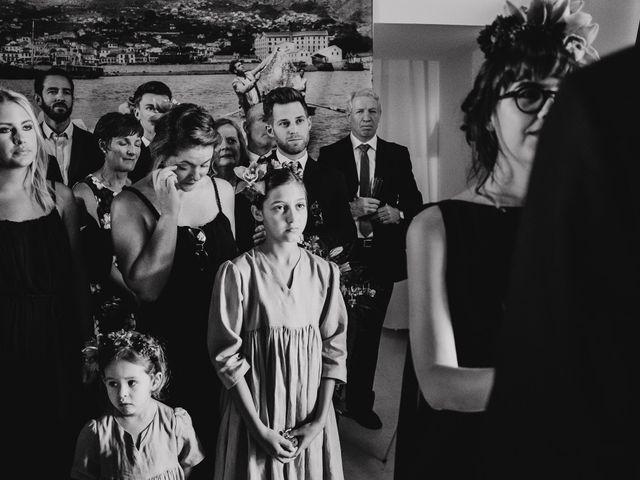 O casamento de Matthew e Lenska em Funchal, Madeira 52