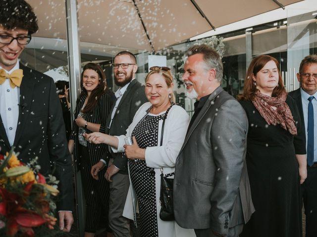 O casamento de Matthew e Lenska em Funchal, Madeira 63