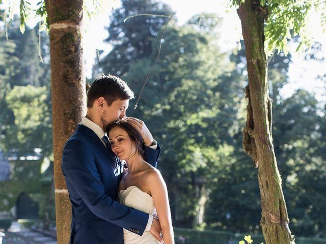 O casamento de Lilly e Vladimir em Luso, Mealhada 11