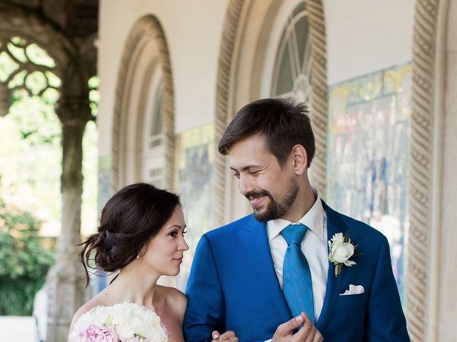 O casamento de Lilly e Vladimir em Luso, Mealhada 2