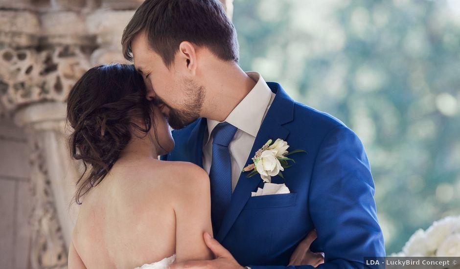 O casamento de Lilly e Vladimir em Luso, Mealhada
