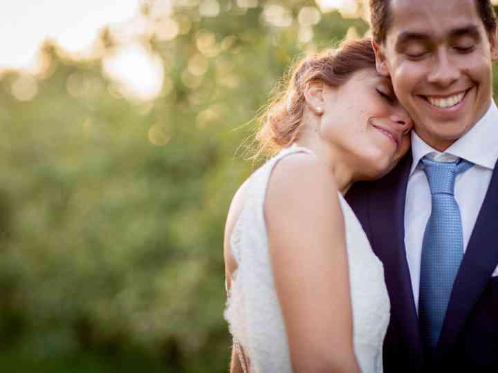 O casamento de Paula e Fábio