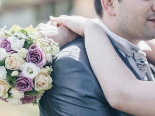 O casamento de Inês e Filipe