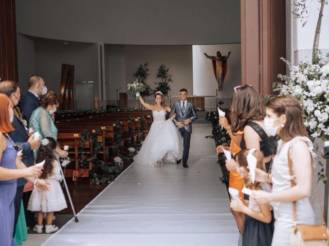 O casamento de Sérgio  e Rita    em Felgueiras, Fafe 1