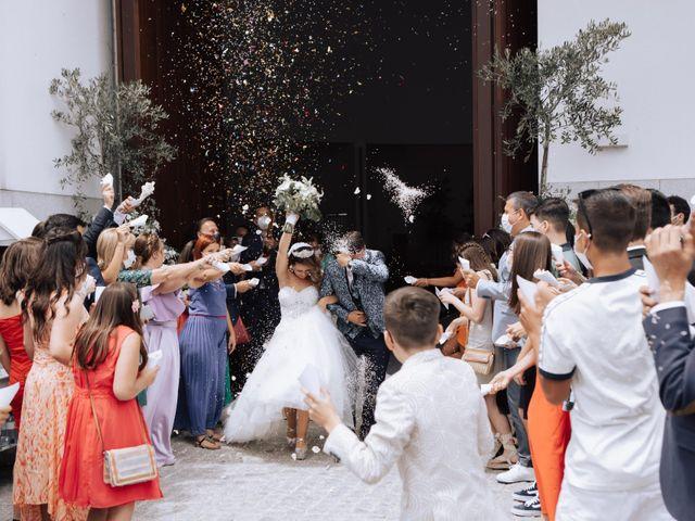 O casamento de Sérgio  e Rita    em Felgueiras, Fafe 3