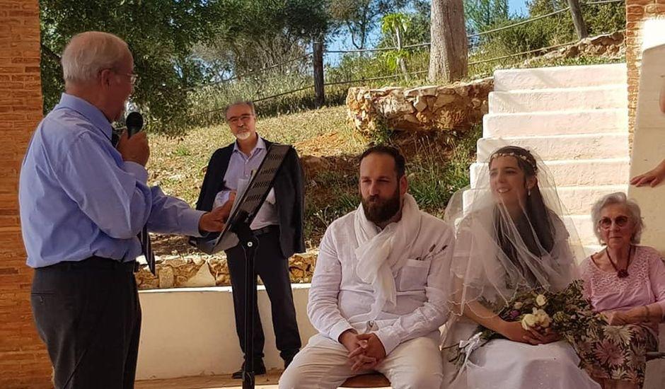 O casamento de Rosana e Luís em Estombar, Lagoa