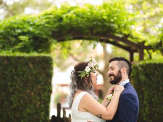 O casamento de Silvia e Daniel